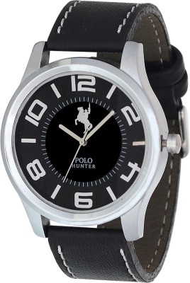 Polo Hunter 5010-1 Modest Analog Watch  - For Men