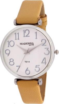 Madonna MDN-008-YEL Analog Watch  - For Women