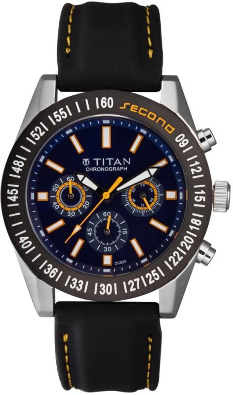 Titan 9491KP01J Analog Watch For Men