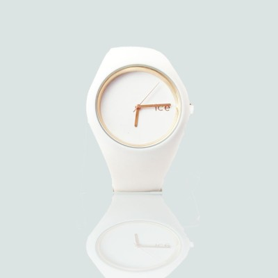 Style Feathers SF-IceWhite2 Analog Watch  - For Couple