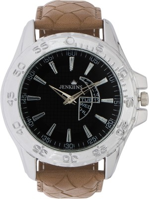 Jenkiins jk2016le Analog Watch  - For Men