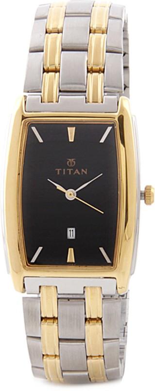 Titan NH1163BM02 Analog Watch For Men