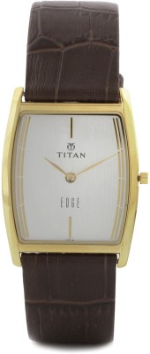 Titan NH1044YL06 Edge Analog Watch - For Men