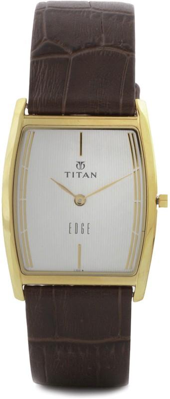 Titan NH1044YL06 Edge Analog Watch For Men