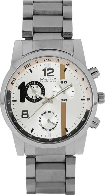 Exotica Fashions EFG-006 Basic Analog Watch  - For Men