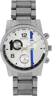 Exotica Fashions EFG-06 Basic Analog Watch  - For Men