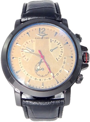 Eagle Time ET-104 Broad Dial Analog Watch  - For Men, Boys