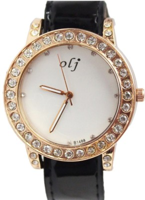Style Feathers OljPlain001 Analog Watch  - For Girls