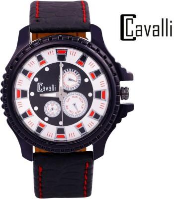 Cavalli CAV0086 Analog Watch  - For Men