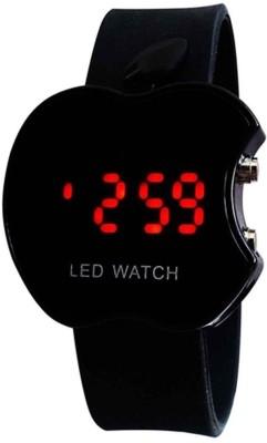 Gopal Retail BlackApple Digital Watch  - For Boys