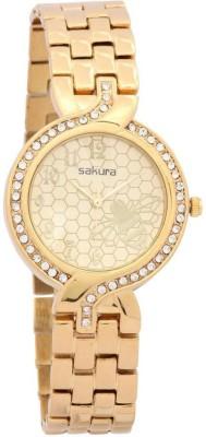 Sakura Quartz 2223 Fancy Range Analog Watch  - For Women