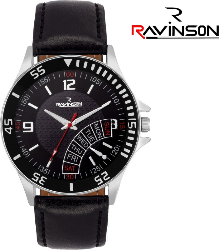 RAVINSON R1516SL01 New Style Analog Watch For Men
