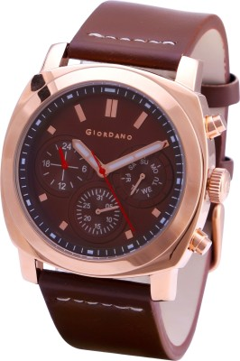 Giordano 1751-02 Analog Watch - For Men
