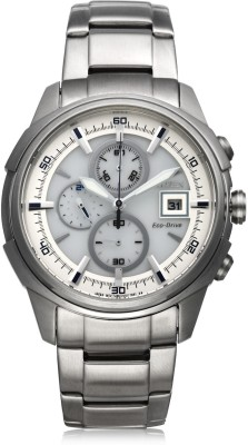 Citizen CA0370-54A Eco Drive Analog Watch - For Men