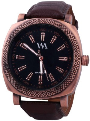 Watch Me WMAL-0095-Whitex Watches Analog Watch  - For Men