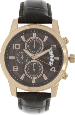 Guess W0076G4 Analog Watch  - For Men