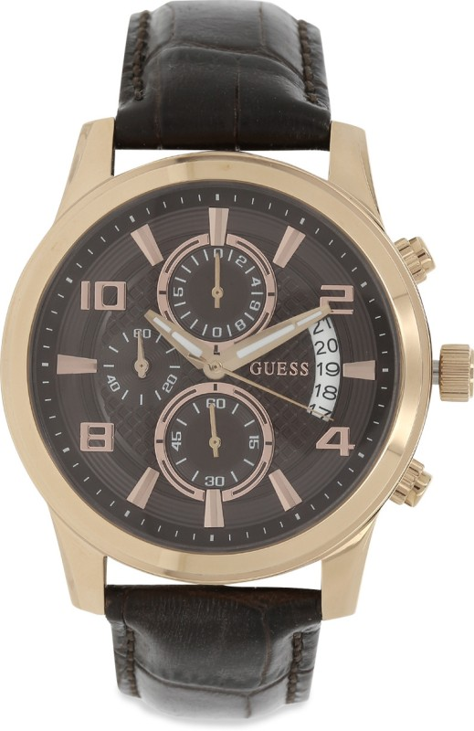 Guess W0076G4 Analog Watch For Men
