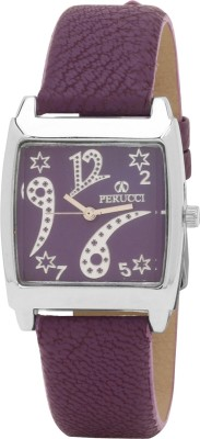 Perucci PC-2225 Analog Watch  - For Women, Girls
