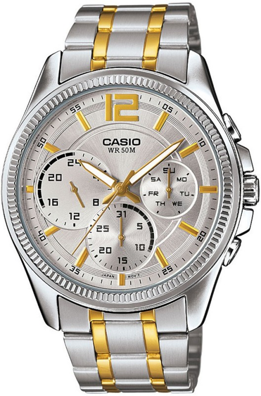 Casio A997 Enticer Men Analog Watch For Men