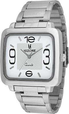 Hizone HZ59WH Analog Watch  - For Men