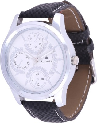 Camerii WM72 Elegance Analog Watch - For Men