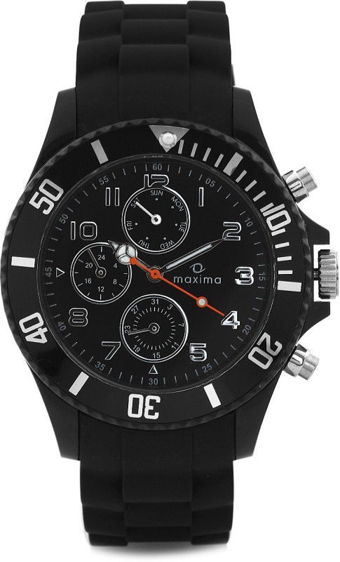 Maxima 31281PPGN Hybrid Analog Watch For Men