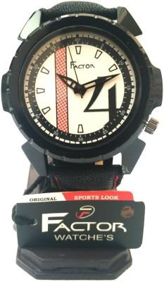 Factor FSB4W Analog Watch  - For Boys, Men