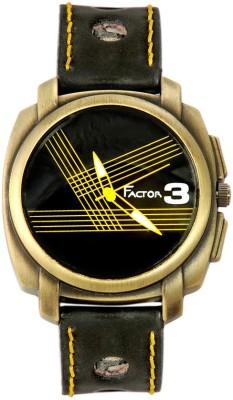 Factor MW006 Analog Watch  - For Men