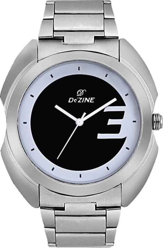 Dezine DZ GR8053 BLK Analog Watch For Men