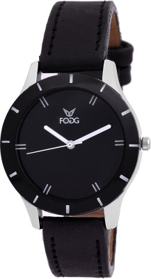 Fogg Fashion Store 3004-BK Modish Analog Watch  - For Women