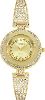 Custom 1721GGS Analog Watch  - For Women