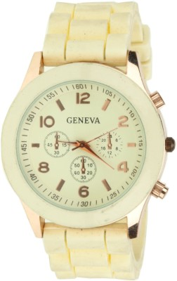 Geneva QWR641 Raga Analog Watch  - For Girls, Women, Boys, Men