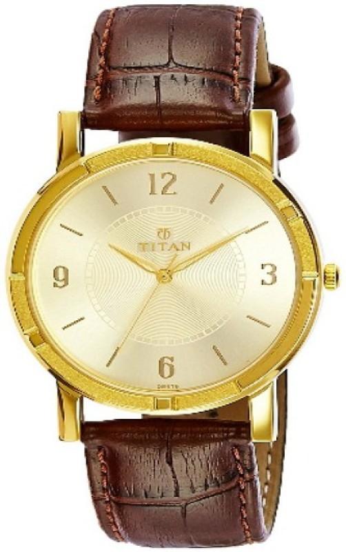 Titan NH1639YL03C Analog Watch For Men