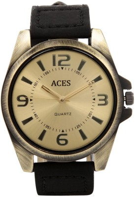 Aces A-011 -G Analog Watch  - For Men
