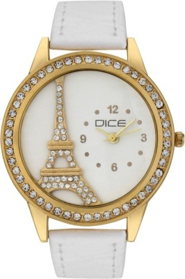 Dice LVP-W131-8433 Lovely paris Analog Watch  - For Girls, Women