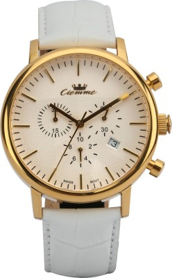 Ciemme Pcw001lwemgd1g1t-13 Analog Watch  - For Men