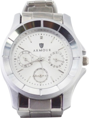 Armour LLM01 Steel Analog Watch  - For Women