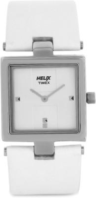 Helix 03HL04 Hook Analog Watch  - For Women