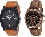 Codice Luxury combo of 2 Analog Watch  -...