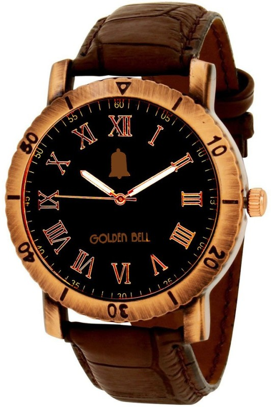 Golden Bell GB1255SL01 Casual Analog Watch For Men