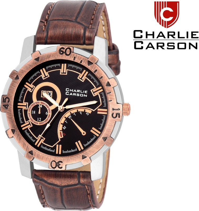 Charlie Carson CC026M Analog Watch For Men