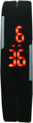 @rm gadgets ARM_LED_PIPE_BLACK Digital Watch  - For Boys, Girls, Men, Women