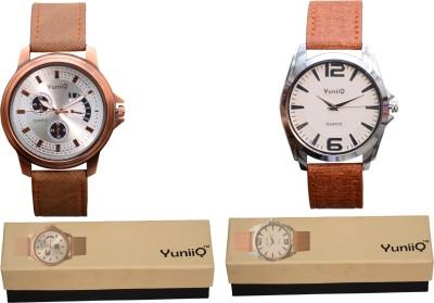 YuniiQ YUN20 Analog Watch  - For Men