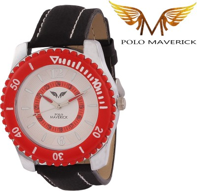 Polo Maverick PM1021A21 New Model Analog Watch  - For Men