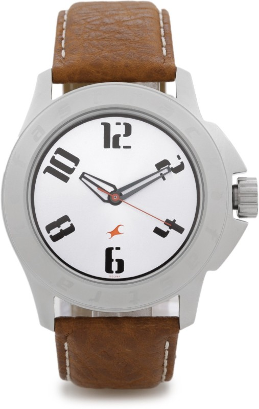 Fastrack 3075SL03 Upgrades Analog Watch For Men