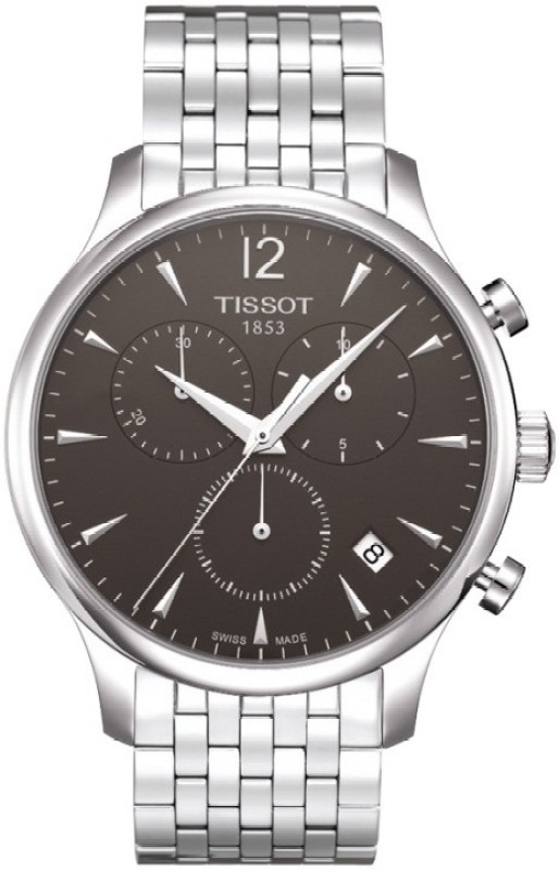 Tissot T0636171106700 Analog Watch For Men