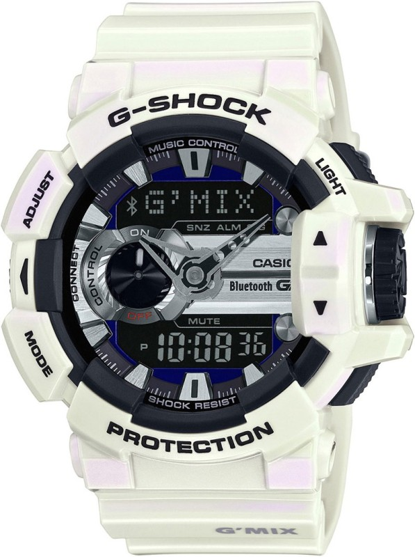 Casio G624 G Shock Analog Digital Watch For Men