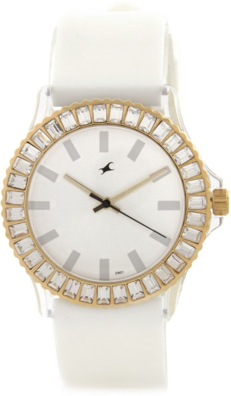 Fastrack NG9827PP01 Hip Hop Analog Watch For Women