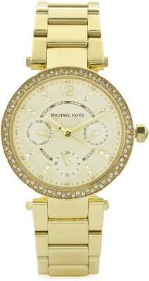 Michael Kors MK6056 Analog Watch  - For Women