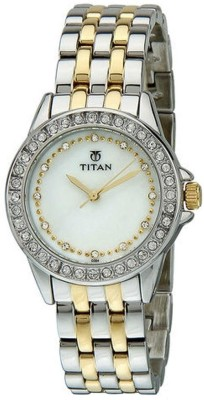Titan NE9798BM02 Analog Watch - For Women
